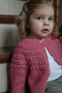 Fresh Picked Color Cardigan is the child version.