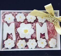 Mother' Day Cookies. Galletas para el Dia de las madres