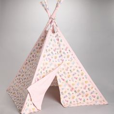 TeePee for Me Paper Dolls Teepee, Girls Toy