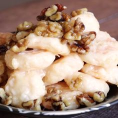 Full of flavor and texture, this sweet honey walnut shrimp is a great seafood dinner! Full of flavor and texture, this sweet honey walnut shrimp is a great seafood dinner! Tasty Videos, Food Videos, Asian Recipes, Healthy Recipes, Easy Recipes, Chinese Recipes, Thai Recipes, Dinner Recipes, Seafood Platter