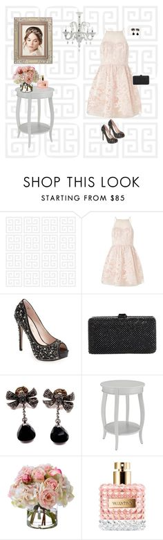 """Untitled #68"" by bertasoares ❤ liked on Polyvore featuring Jonathan Adler, Lipsy, Lauren Lorraine, Sondra Roberts, Pomellato, Home Decorators Collection, Diane James and Valentino"