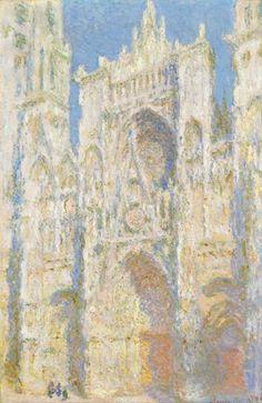 モネlog: 「ルーアン大聖堂の連作」 Ⅰ