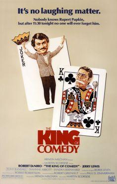 Dialogic Cinephilia: The King of Comedy (USA: Martin Scorsese, 1982)