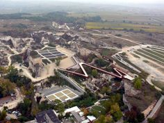 Redesign of the Roman Quarry disposed Opera Festivals / AllesWirdGut Architektur