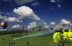 Galería - Propuesta Museo de Taipei / Zerafa Architecture Studio - 11