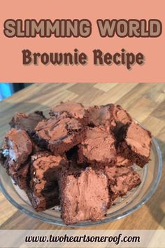 Slimming World Chocolate Brownie Recipe – Low-syn Dessert astuce recette minceur girl world world recipes world snacks Slimming World Brownies, Slimming World Deserts, Slimming World Puddings, Slimming World Dinners, Slimming World Breakfast, Slimming World Recipes Syn Free, Slimming Eats, Slimming World Lunch Ideas, Slimming World Chocolate Cake