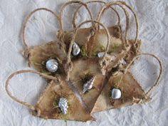 #Christmas #ornaments  https://www.etsy.com/listing/255010684/set-of-8-beach-nautical-christmas