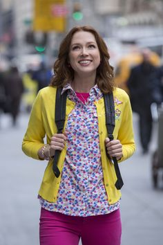 """15 Shows That Will Put You In A Good Mood  #refinery29  http://www.refinery29.com/feel-good-tv-shows#slide-16  Unbreakable Kimmy SchmidtTalk about upbeat in the face of crazy. In lesser hands, Kimmy's positivity could be just plain annoying. Instead, as we watch Ellie Kemper's character navigate life above ground on the mean streets (or, you know, gorgeous townhouses) of NYC, her """"unbreakable"""" qualities are practically contagious. Choice quotes, songs and outfits by Titus Andromedon (Tituss…"""