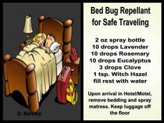 Bed bug spray                                                                                                                                                      More