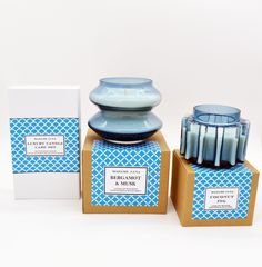 #madameluna #lunac #scentedcandles #candlecareset #gift #new #designer Essential Oil Blends, Essential Oils, Luxury Candles, Paraffin Wax, Candle Making, Scented Candles, Fig, Fragrance, Gifts