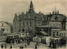 Německý dům Czech Republic, Big Ben, Cathedral, Building, Travel, Viajes, Buildings, Trips, Bohemia