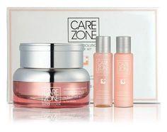 CAREZONE Doctor Solution A-Cure Clarifying Cream Set korean cosmetics / Acne #CAREZONE