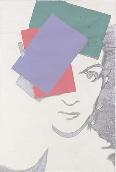 Paloma Picasso by Andy Warhol.