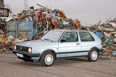 Vom 190er bis zum Golf II: Diese Autos halten ewig - Bilder - autobild.de Classic Cars, Golf, Vehicles, Autos, Pictures, Vintage Classic Cars, Car, Classic Trucks, Turtleneck