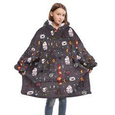 Harry Potter Oversized Hoodie Blanket - Child