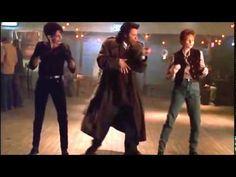Michael 1996 John Travolta Dance scene - YouTube