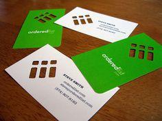 bussines card / Tarjeta de presentación