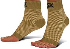 SB SOX Compression Foot Sleeves for Men & Women - BEST Plantar Fasciitis Socks for Plantar Fasciitis Pain Relief, Heel Pain, and Treatment for Everyday Use with Arch Support (Nude, Medium) Heel Pain, Foot Pain, Plantar Fasciitis Exercises, Mens Sleeve, Pain Relief, Amazing Women, Stretches, Socks, Nude
