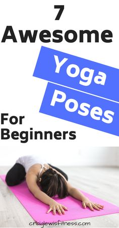 Perhaps you attempted Yoga a few times before, only to feel overwhelmed by some of the poses you saw?And right then and there, you decided that it wasn't for you? Quick Weight Loss Diet, Weight Loss Help, Weight Loss Program, Healthy Weight, Lose Weight In A Week, Need To Lose Weight, Reduce Weight, Yoga Beginners, Beginner Yoga