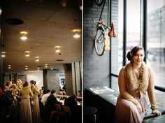 Wedding pictures in london at the Ace Hotel Shoreditch