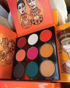 Juvia's Place is literally goals in every way. Their eyeshadow palettes are just so beautiful and have so many incredible shades with such amazing pigmentation. You can create so many incredible makeup looks with this! So much inspiration from this!