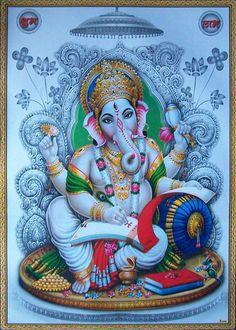 Lord Ganesha Shree Ganesh