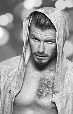 David Beckham - Is this better?