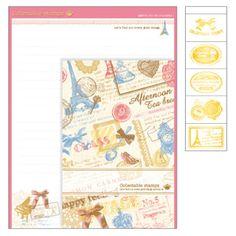 キュートレター 37122 Collectable stamps