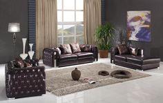 Living Room Furniture Modern Living Sets 2762