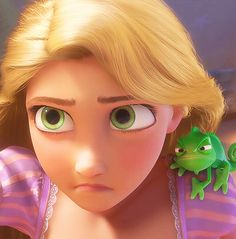 Find images and videos about blonde, disney and rapunzel on We Heart It - the app to get lost in what you love.