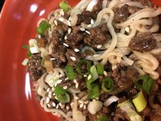 Easy beef teriyaki noodle bowls are a quick, easy meal that can be made and enjoyed at home or on the go. This beef teriyaki noodle bowl recipe is perfect for those days when you want something hearty and satisfying to eat but don't have much time. The beef gives it a nice protein punch while the sauce provides all the flavor. Plus, it's made entirely from pantry staples so there's no need to make an extra trip to the store.