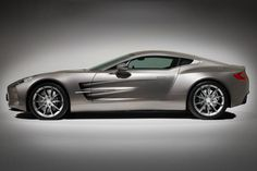 """The Aston Martin One-77 was revealed to a chorus of oohs and aahs at the 2009 Geneva Motor Show. As its name implies, it was produced in a run of 77 units. It appeared in the videogames Forza Motorsport 3 and Test Drive Unlimited 2, and in 2009 described it as """"stunning.""""Despite a $2 million price tag, the two-door coupe with the 7 liter V12 engine sold out its entire production run almost immediately. However, the truly affluent had a brief window of opportunity to really show off and buy…"""