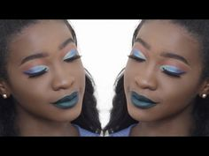 Caribbean Carnival Eye Makeup Tutorial | Juvia's Place Masquerade Palette #BOMBALERT - YouTube