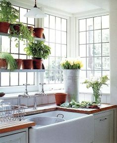 Farm Apron Sink- Be still my heart !