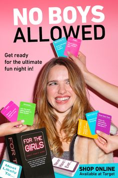 Welcome to a brand new party game from the creators of What Do You Meme? Ditch the dud Sleepover Games, Adult Party Games, Sleepover Party, Teenage Party Games, Girl Sleepover, Camping Games Kids, What Do You Meme, Birthday Party For Teens, 13th Birthday