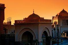 a Touche of Orient - Abu Dhabi #Finnmatkat