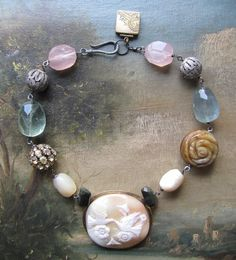 ❥ Cameo With Birds by FrenchSentiments