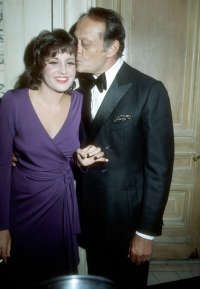 Lorna Luft And Her Father Sid