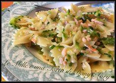 Condividi la ricetta... Condividi la ricetta... Questo primo piatto l'ho realizzato seguendo la ricetta di Lucia D'Abundo. Ottimo davvero ❤️ Ingredienti: 300 g …