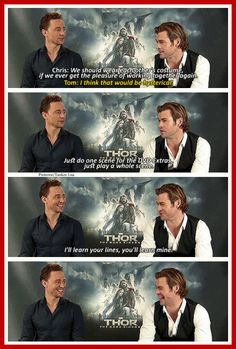 Thor 2 extras! Pretty please? it's not too late![LOVED this movie. Loki is my favourite. Even though he may or may not have betrayed Thor... Guess what, Loki? If you have, you now have a line of three or four people waiting to kill you. ;D ]