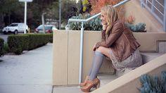 DVT survivor Kelsey Minarik created a fashion-forward line of compression leg wear.