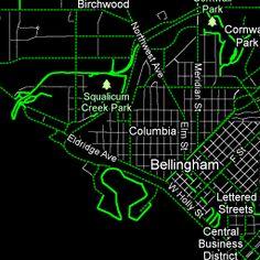 bellingham bike trails    www.livegoodbehappy.com  @livegoodbehappy