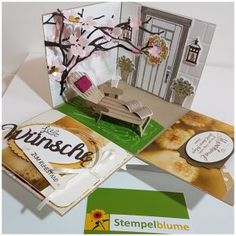 Magic Box, Paper Doll House, Paper Dolls, Diy Exploding Box, Diy And Crafts, Paper Crafts, Up Book, Explosion Box, Marianne Design