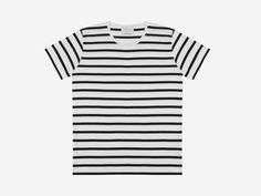 c2568d9568 Essential Breton Stripe Tee - Form and Thread Essentials, Menswear, Fabric,  Sweatshirts,