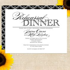 DIY PRINTABLE Manhattan Rehearsal Dinner by YellowBrickGraphics, $15.00