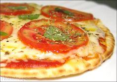 Pizza de Frigideira Caseira | Panelaterapia