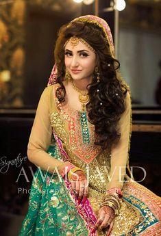 Pakistani Mehndi Dress, Bridal Mehndi Dresses, Walima Dress, Pakistani Wedding Dresses, Pakistani Clothing, Asian Wedding Dress, Pakistani Wedding Outfits, Indian Outfits, Men's Fashion