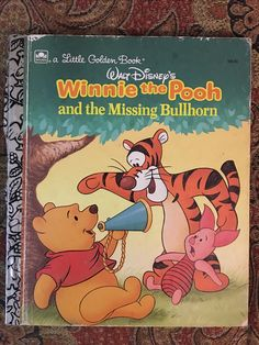 Walt Disney's Winnie the Pooh and the Missing Bullhorn 1993