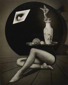 Magic Eye, 1950 by Wellington Lee.