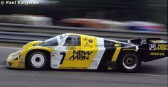 Le Mans 24 Hours 1985 - Porsche 956 no.7